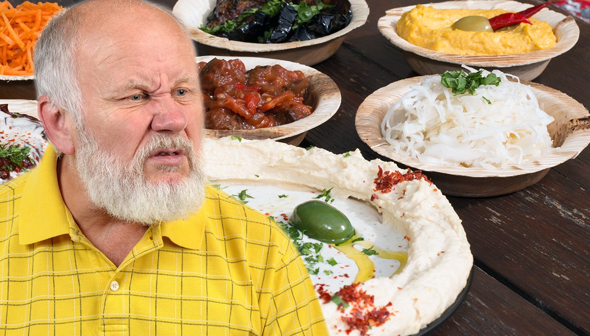 At a recent family night out, Grass Valley's Terry Adkinson took it upon himself to rank the value of different ethnic foods.