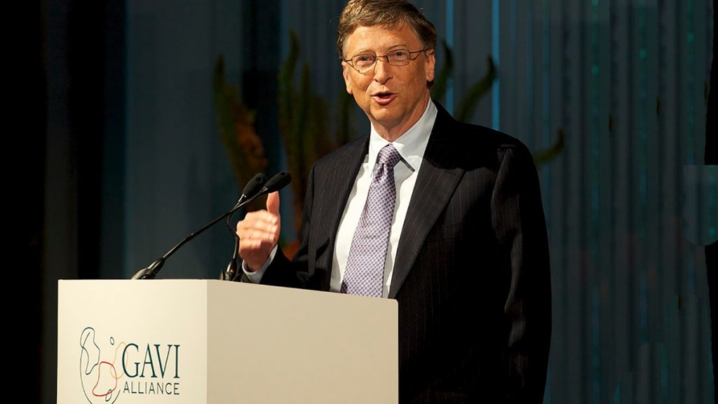 Bill Gates is a huge fan of Internet satirical sites.