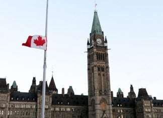 Canada has apparently committed suicide after being linked to the Hillary Clinton email scandal.