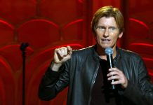 Actor and comedian Denis Leary to head back out on the road after finding over 3000 unused Bill Hicks jokes.