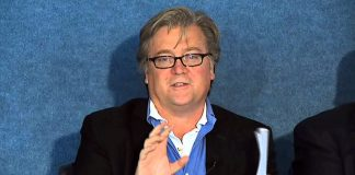 Steve Bannon will head up the newly formed Department of New Media in the Trump Administration.