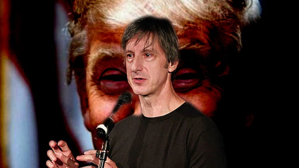 Donald Trump has been eying satirist Andy Borowitz for a speech writing position.