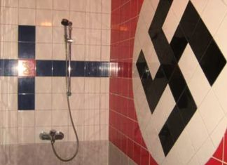 A Charlotte, NC man has declined to take a shower in a friend's bathroom. Source: Joen Schneider