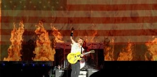 Ted Nugent whole heartily agrees with President Trump's executive order banning Muslims from entering the United States.