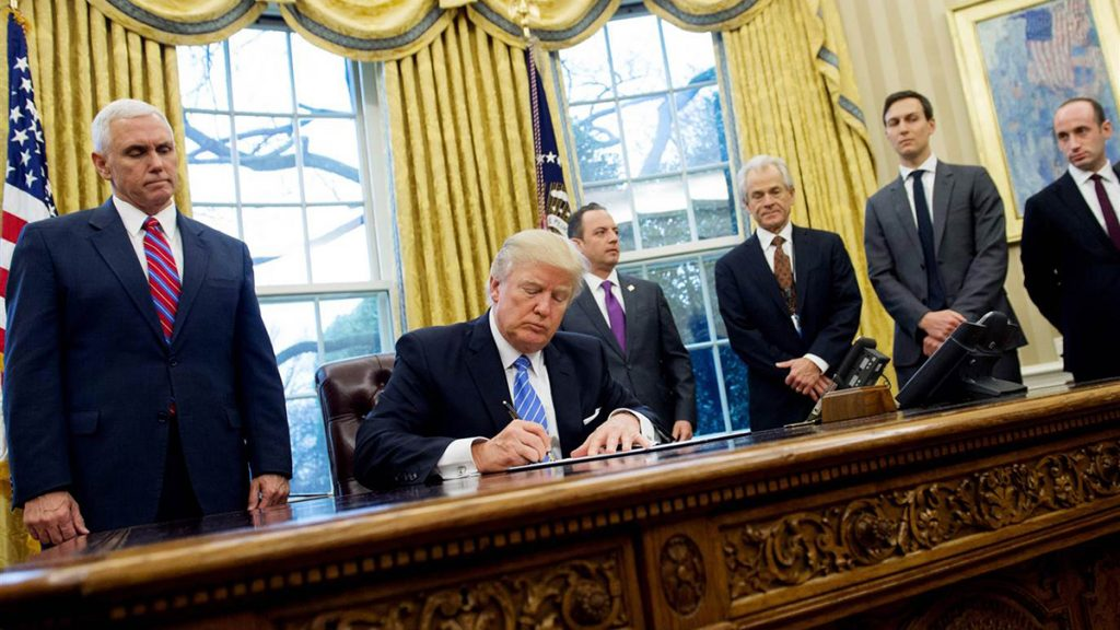 President Trump signed an executive order today proclaiming himself the winner of 2016 popular vote.