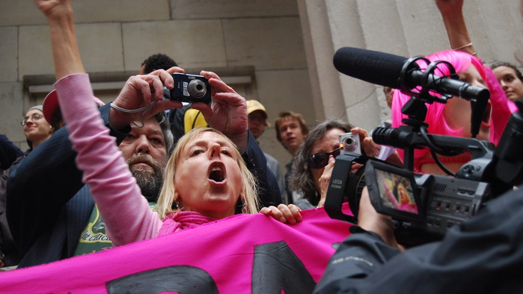 Code Pink's Medea Benjamin has agreed to meet with President Donald Trump.