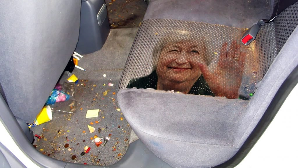 Federal Reserve Bank Chief Janet Yellen has found a new untapped revenue source for the Federal Government.