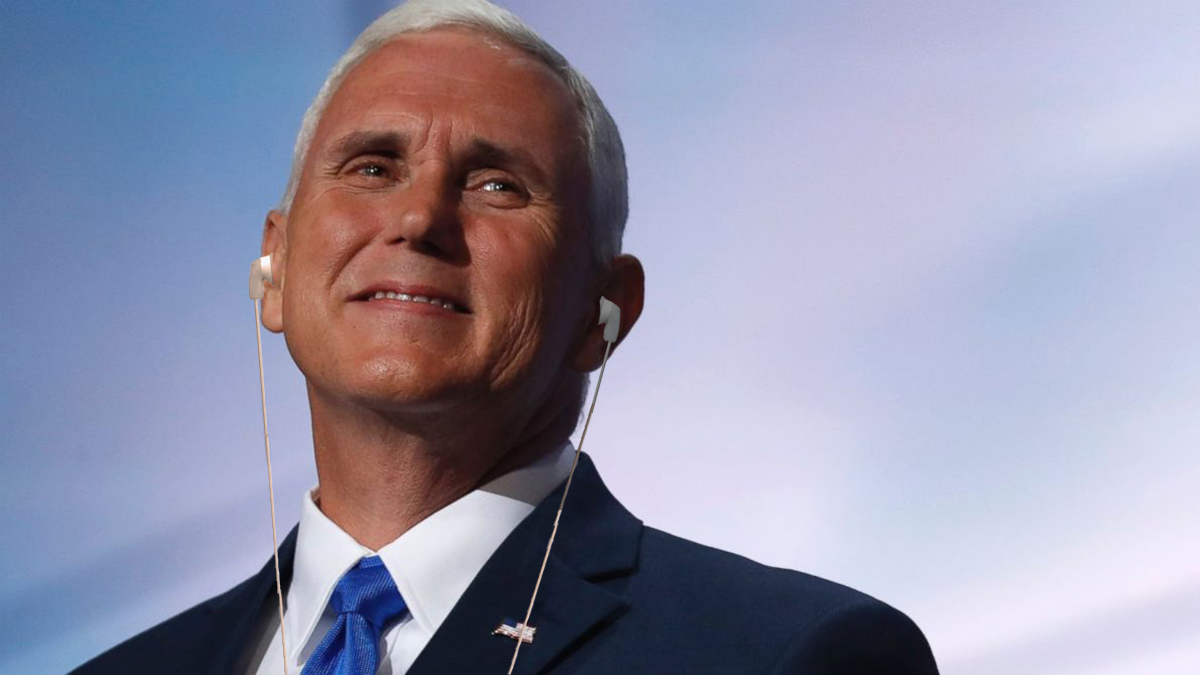 A new White House leak reveals the contents of Vice President Pence's iPod.