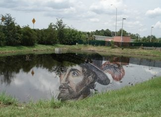 Ponce de León Fountain of Youth has been found outside of Orlando, FL. And it's a fluoride spring and a highway retention pond.