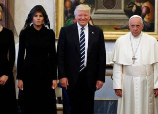 """Pope Francis reportedly called President Donald Trump """"an asshole."""""""