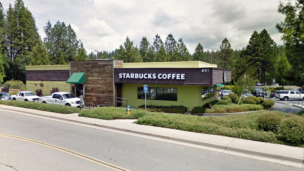 Cedar Ridge resident and frequent Starbucks patron Janet Williams didn't remember why she was in the popular chain's drive-thru.