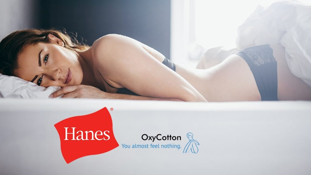 Hanes' latest trademark OxyCotton is raising some industry eyebrows.