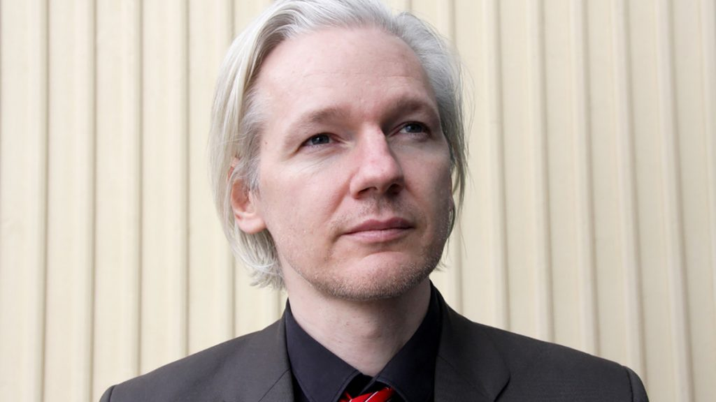 Assange has chosen the gender of male, and the sub gender of man