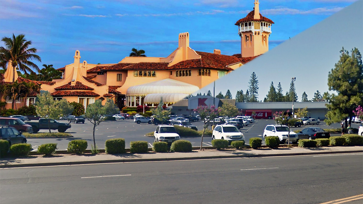 6d0f668a29 What a proposed Mar-a-Lago West would look like in Grass Valley s Kmart
