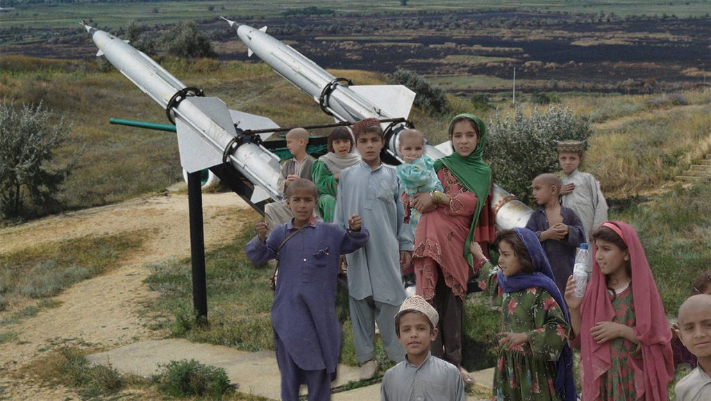 Taliban has unexpectedly moved all of their daycare facilities from their missile installations.