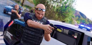 A Glitch inspired by a mod allows the Los Santos Police in Grand Theft Auto 5 to kill white criminals.