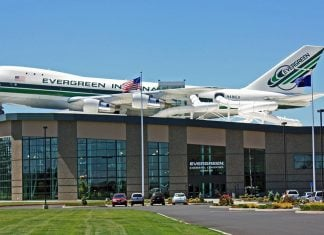 The Washington-based Evergreen Chemtrail Learning Center has expanded to include amusement park attractions.