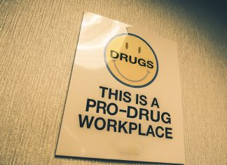 The FDA is promoting a pro-Drug workplace.