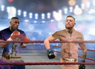 """Conor McGregor and Floyd Mayweather will don modern male """"rompers"""" during their next match."""