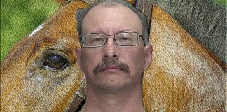 Sterling Rachwal, 53, was arrested and charged with multiple misdemeanors, because apparently raping animals isn't considered a serious offense in Wisconsin.