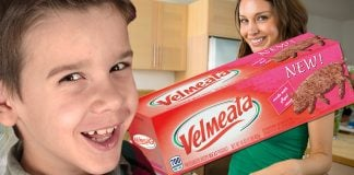 Kraft Foods Heinz has announced a meat version of their popular Velveeta processed food product.