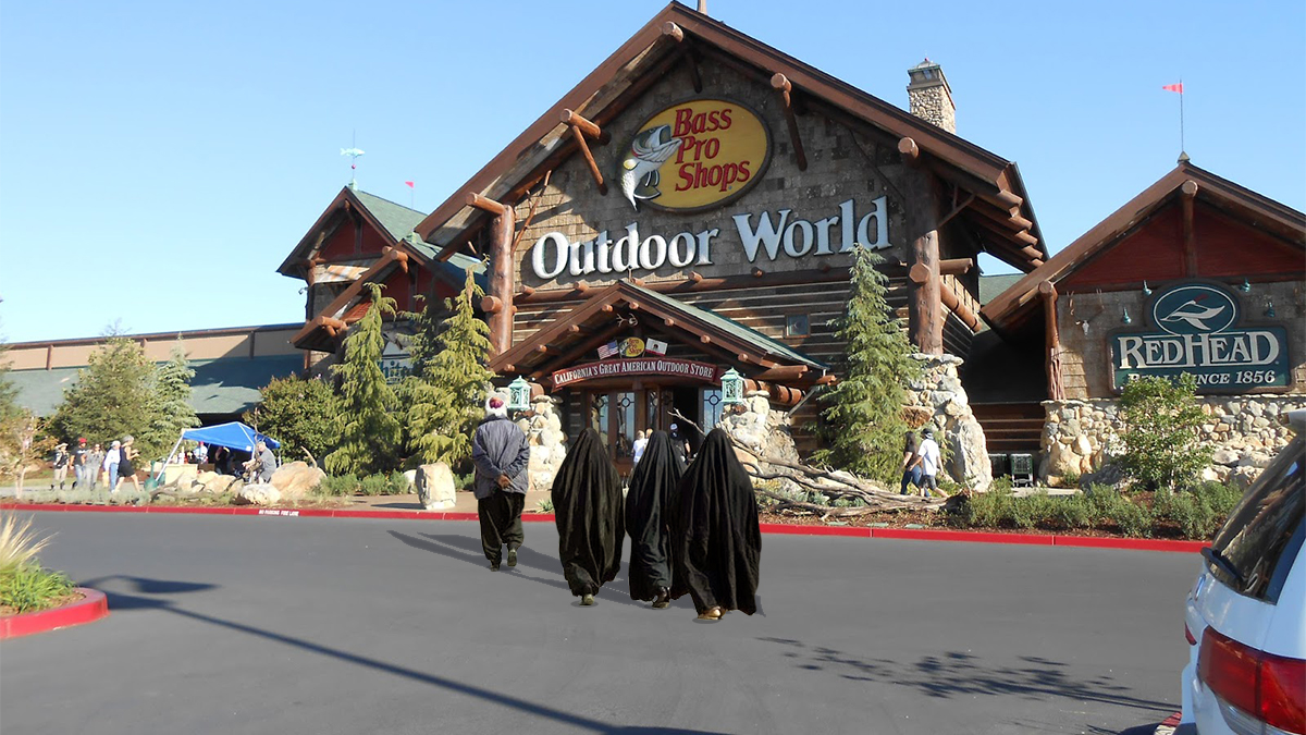 """Bass Pro Shop Are going to offer """"how to identify Islam"""" workshops"""