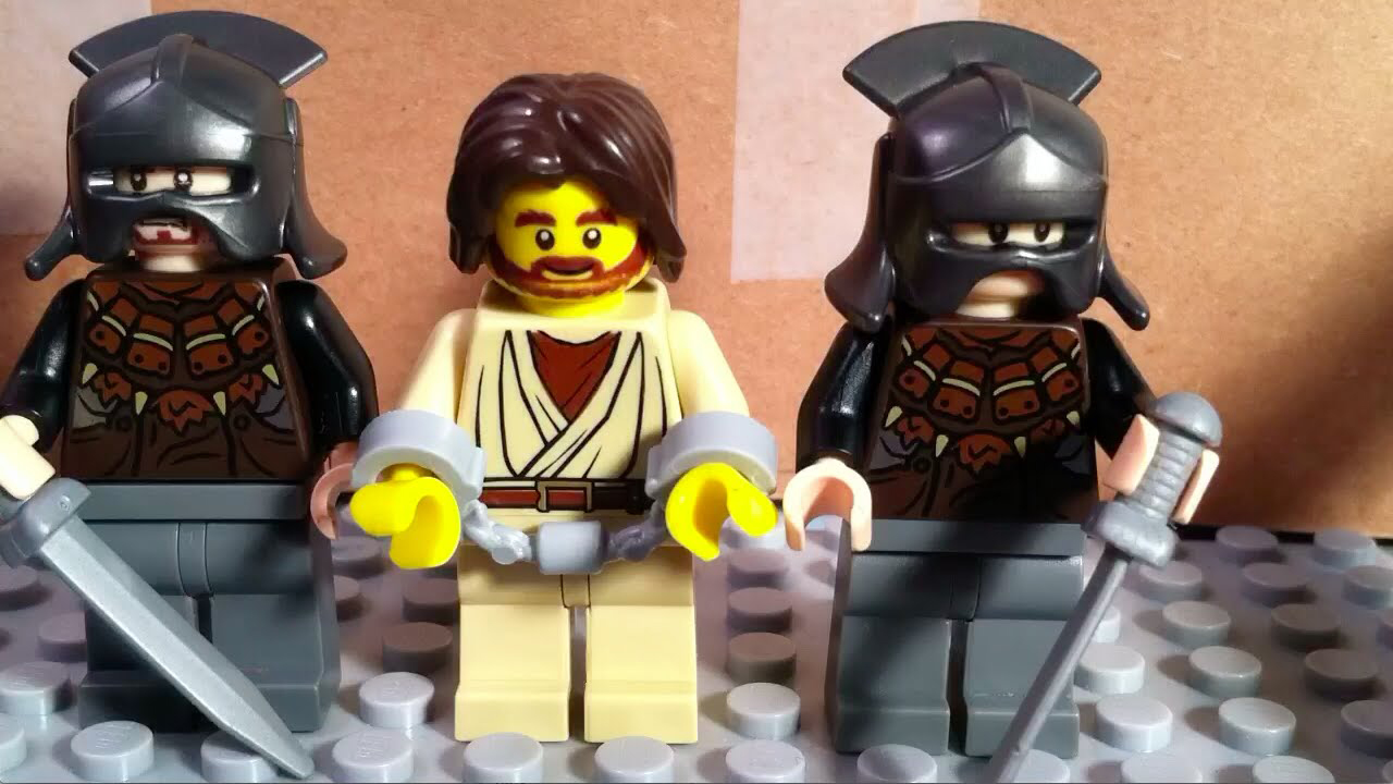 Passion Of The Christ To Be Made Into A Lego Movie