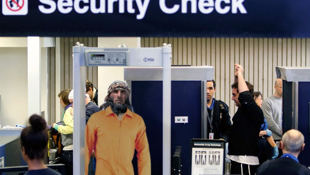 Hamid Abir-Hassan takes his post after serving 8 years in Guantanamo Bay.