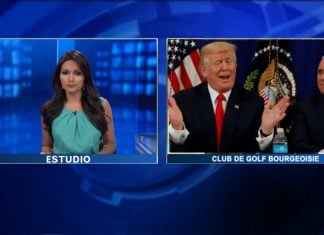 Cuban state-run television released a statement thanking President Trump for lowering its diplomatic costs.