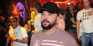 Joey Gibson, leader of the alt-right Patriot Prayer group says he's afraid of gay DJs.