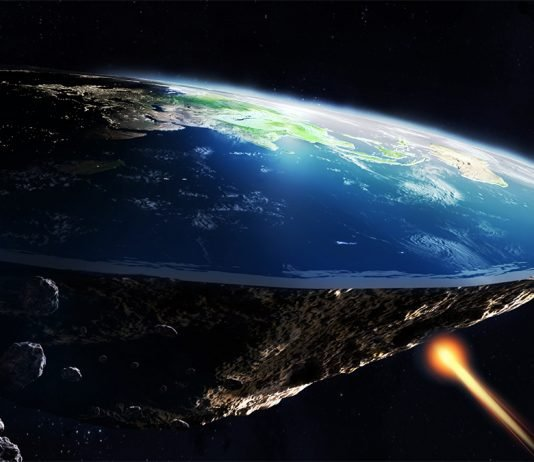 In a late Friday night press release, NASA announced that one of its satellites crashed into the underside of the Flat Earth.