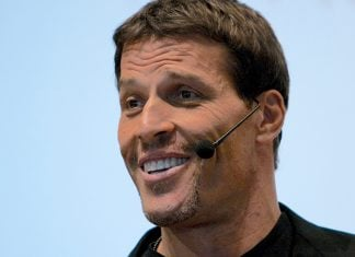 Inspirational speaker, author and giant human Tony Robbins has declined a speaking engagement at the Veterans Hall in Grass Valley.