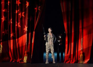 President Trump in an early morning tweet announced that Thespians will no longer be permitted in the military.