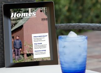 Ted Kaczynski featured prominently in the recent issue of Tiny Homes magazine.