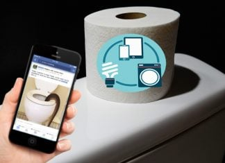 Toilet paper is finally getting an upgrade after 1857.