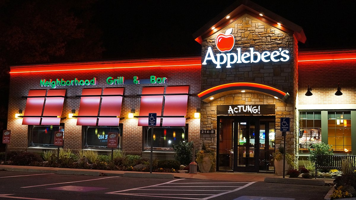 Applebee's Restaurants Nation's are the Number 1 Dining Destination for Nazis according to a new study.