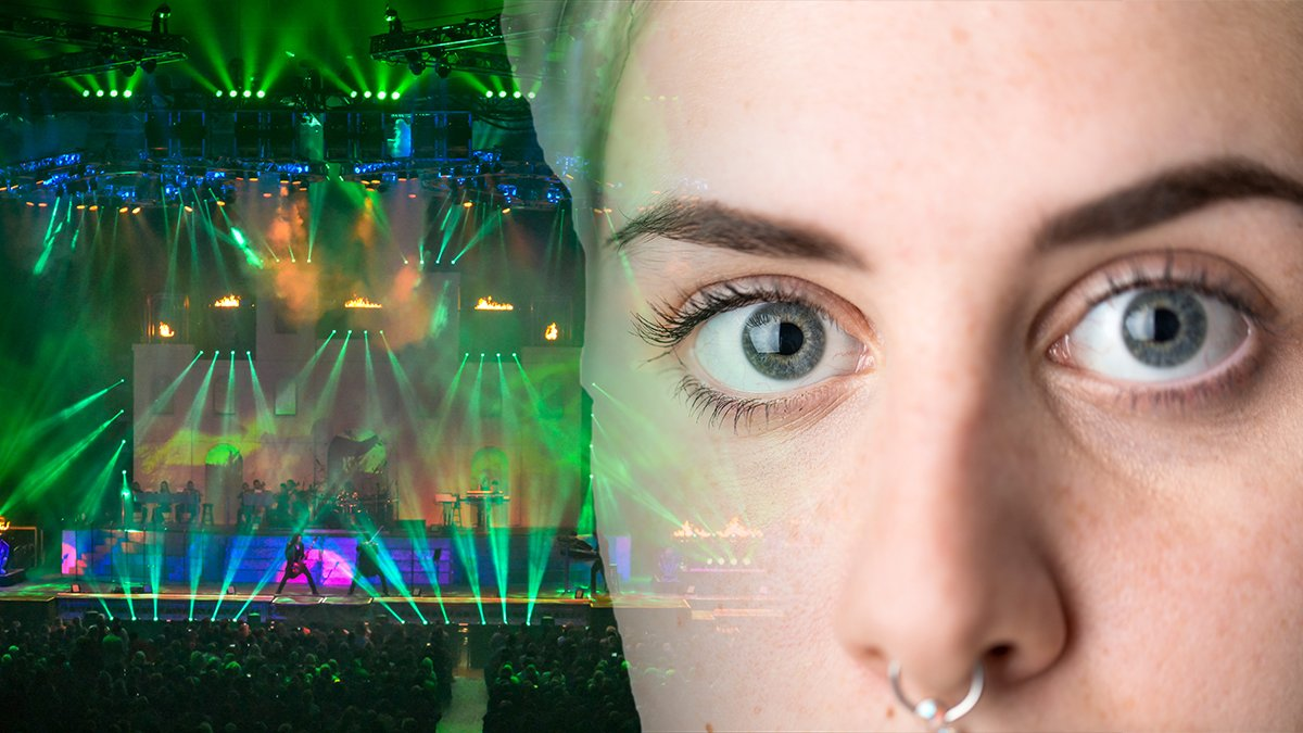 Amanda Hyman is upset by the lack of transgenders in the Trans-Siberian Orchestra.