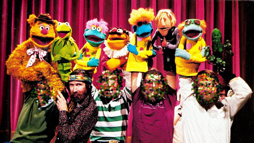 Muppet creator and chief puppeteer Jim Henson, along with several of his co-workers are accused of inappropriate touching. credit: Muppet Wiki.