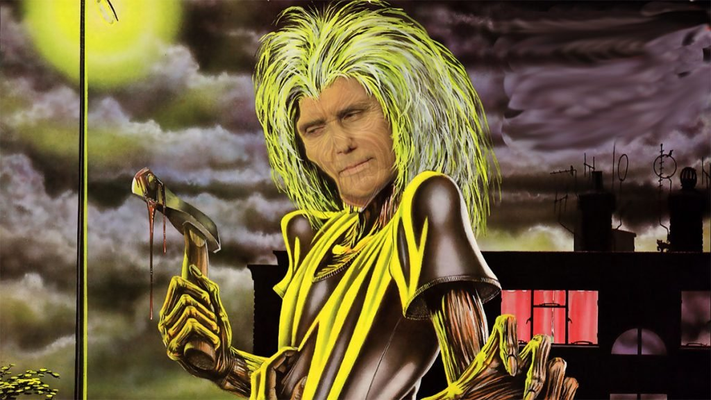 Is Vice President Pence a closet Iron Maiden fan?