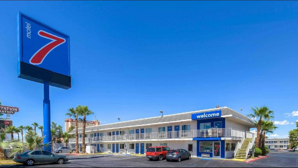 The iconic Motel 6 chain is re-branding itself to Motel 7.