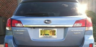 """The new Subaru Outback will come with several """"pro-Bernie"""" options."""