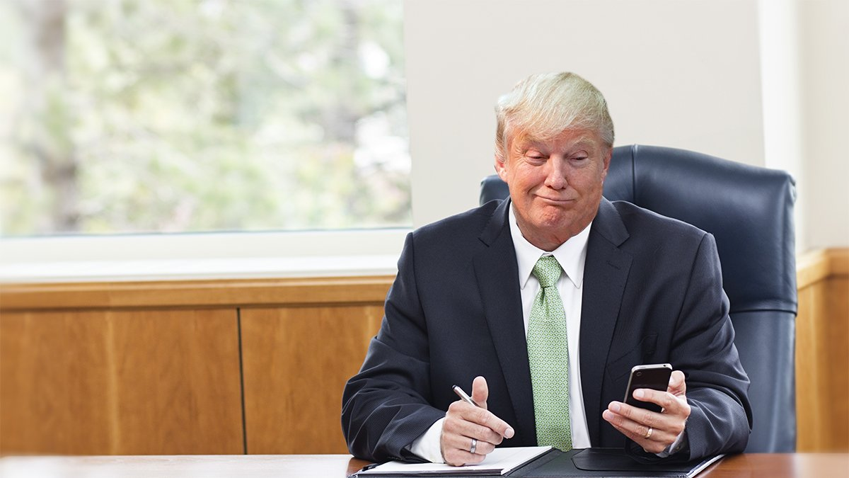 A 2 year study has found that President Trump Tweets at a 4th grade level