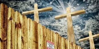 """A Montana Christian Evangelical Camp is offering a realistic, """"Jesus-like"""" experience."""