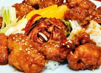President Trump casually mentioned today that he was considering a sizable tariff on Orange Chicken.