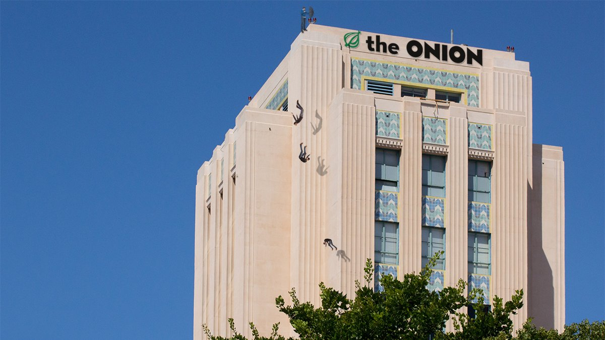 Authorities say as many as 16 Onion employees have taking their lives over the past few months.