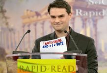 For the second time in less that five years, Conservative pundit Ben Shapiro has broken a record.