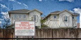 An exhaustive study revealed that gated communities are really vast government experiments.