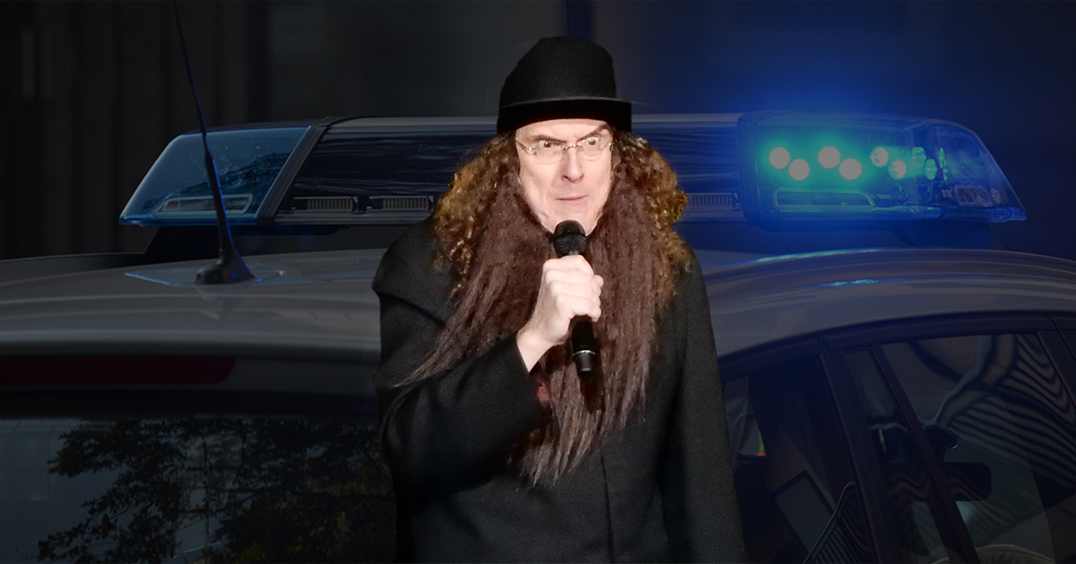 Weird Al seen here in an undated photo.