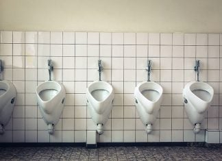 A San Francisco middle school was forced into install urinals into all of its girls restrooms.