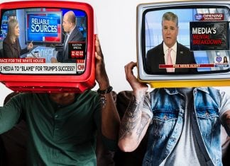 Over the past few months, the media has been blaming the media for all of the media's problems.